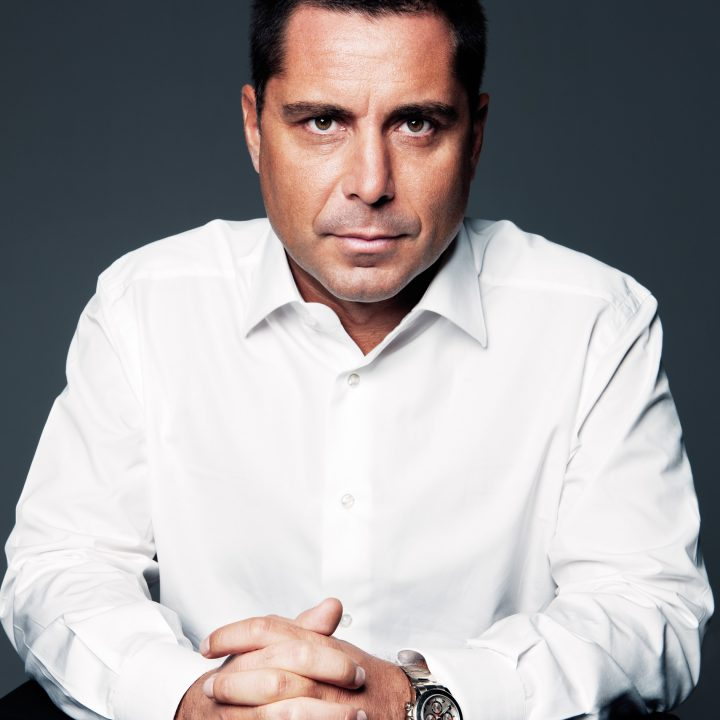 Portrait of Riccardo Silva owner of Silva International Investments